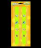 Светоотражающие браслеты «Смешарики»