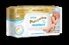 Салфетки влажные «Pamperino» Newborn детские без отдушки (56 шт.) с крышкой