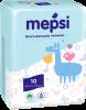 Mepsi Пелёнки детские впитывающие (60х60 см) 10 шт