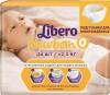 Подгузники Libero Newborn для малышей с малым весом (до 2,5 кг) 24 шт