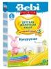 Кукурузная молочная каша Bebi Premium (200 гр)