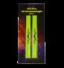 Светоотражающие браслеты «Кислотно-жёлтые»