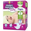 Подгузники Helen Harper Baby Mini 2 (3-6 кг) 16 шт